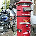Boîtes aux lettres officielles, Official letter box, Buzón de correos oficiales