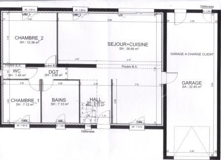 Interieur maison plan interieur homeinterior for Plan interieur de maison