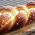 Brioche version light au <b>fromage</b> blanc sans beurre