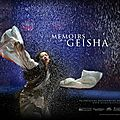 <b>MEMOIRS</b> of a GEISHA