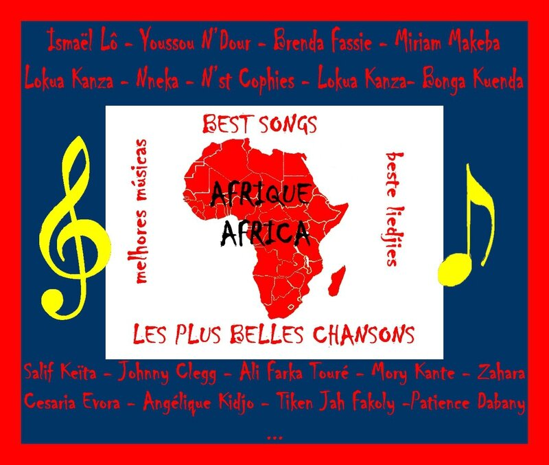 Afrique Best Songs As Melhores Cancoes Les Plus Belles Chansons Artgitato Ranging