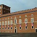 Tours et forteresses privées pour les cardinaux romains