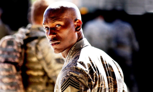 Tyrese Gibson dans Transformers 2