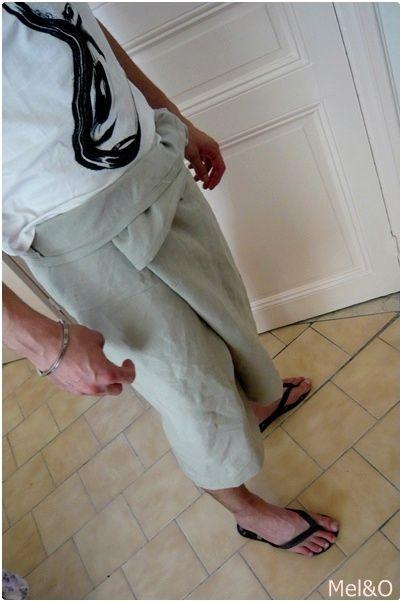 pantalon bermuda thai patron gratuit free pattern thai pants