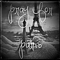 SOPHIE TITH / PRAY FOR PARIS............