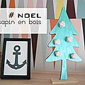 <b>NOEL</b> #5: Le sapin pour la chambre