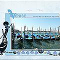 Venise, quand les gondoles se reposent