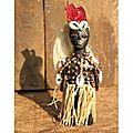 quelques puissants rituels vaudous du maître marabout kinnin exécutés avec des poupées vaudous