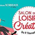 <b>Salon</b> de bordeaux - Isabelle Langiano - Marie-Christine Hourtebaigt