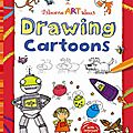 <b>DRAWING</b> CARTOONS