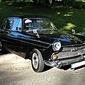 <b>AUSTIN</b> A60 Cambridge berline 1962