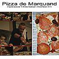Pizza de Marquand