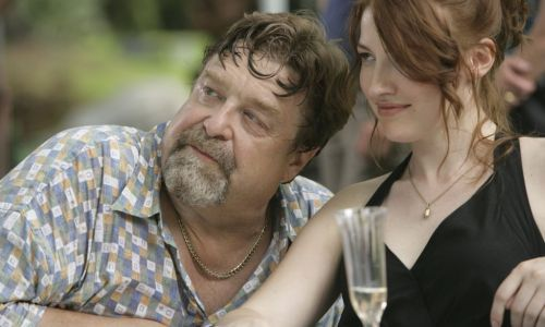 John Goodman et Kelly MacDonald