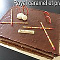 ROYAL <b>CARAMEL</b> PRALINE