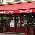 <b>Quentin</b> Rollet au Baron Rouge