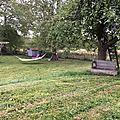 Une maison dans les champs