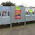 élections <b>départementales</b> <b>2015</b> - les candidats binômes du canton d'Avranches - 1er tour de scrutin