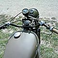 Moto Royal Enfield despatch