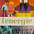 Livre Album ... L'ENERGIE (1980) * Alain <b>Grée</b>