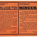 1944, Rsistance Industrielle (Compagnie des <b>Mines</b> de Bthune) par Etienne Prilhou (1887-1978)