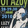 Programmation du Festival <b>Ot</b> Azoy à Luzy (58), édition 2010