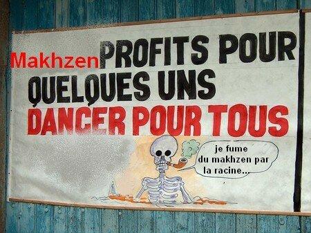 Maroc:Makhzen,avouez que c'est dangereux!!! dans La face cachée 16575185
