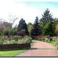 Tableaux d'automne au <b>Parc</b> Floral d'Orléans