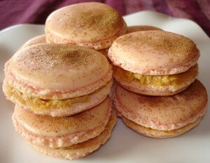 recettes  Macarons