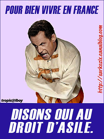 humour sarkozy bien vivre en france le blog de. Black Bedroom Furniture Sets. Home Design Ideas