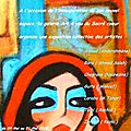 exposition collective au nouvel espace de la galerie Art 4 You ...Alger