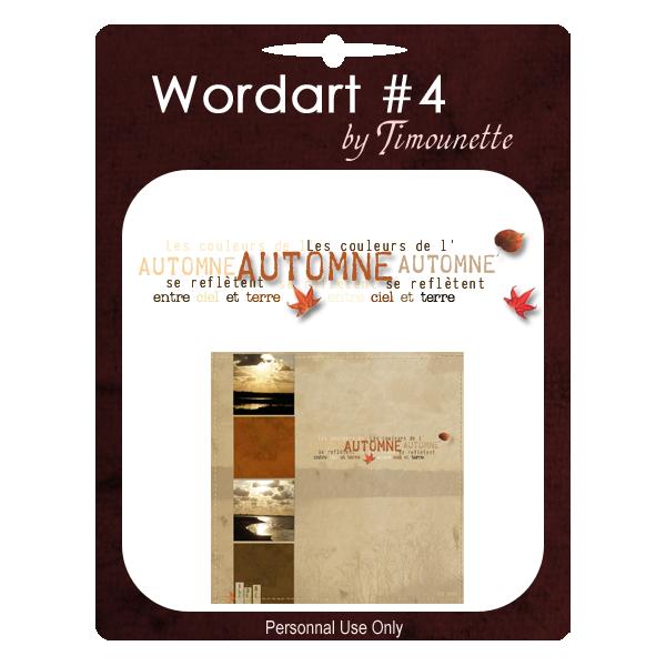 [Timounette] Word Art - 14/11/08 32362658
