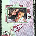 Ensemble - DT scrapbooking A4