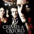 <b>Crimes</b> <b></b> <b>Oxford</b> de Alex De la Iglesia