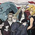 manga animes