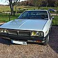 Lancia Gamma Coupé 2500 IE (1980-1984)