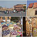 Un tour au <b>Maroc</b> 2: Ballade dans les souks