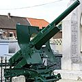 Canons survivants de la Grande Guerre / WW1 surviving guns