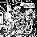 ghostrider cover recreation / mike ploog