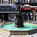 <b>Fontaine</b> ancienne ou monumentale...
