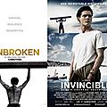 Unbroken: review (French title: Invincible)