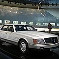 MERCEDES BENZ <b>Auto</b> 2000 concept car 1981