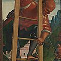 The National Gallery allocated Signorelli's Man on a Ladder under the Acceptance-in-Lieu scheme