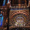 <b>Cathédrale</b> de <b>Strasbourg</b> - Son et Lumière (III)