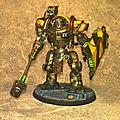 Iron <b>Warrior</b> et Eldar