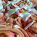 Chinois aux Pralines Roses ( au <b>Thermomix</b> )