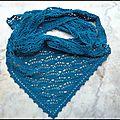 Un foulard Agave pour ma soeur