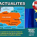 La <b>Pologne</b> pourrait tenir un référendum pour quitter l'UE, selon Donald Tusk