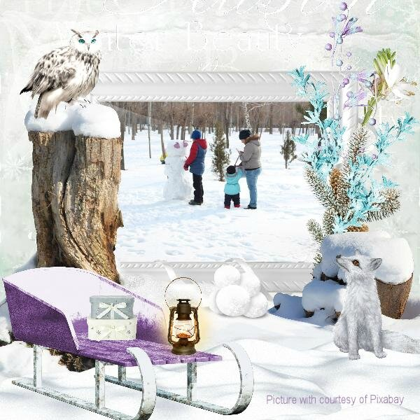 louisel_winter wonderland-photo Pixabay2