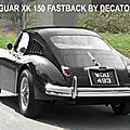 jaguar xk 150,jaguar xk 150 <b>ots</b>,xk 150 roadster,jaguar xk 150 fastback,decatoire