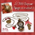 Collection Petit <b>Chaperon</b> <b>Rouge</b> ♥